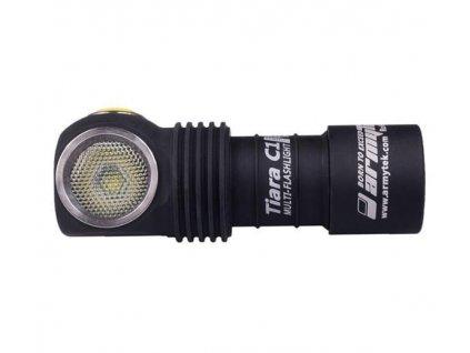 Armytek -  LED Čelovka ARMYTEK Tiara C1 Pro XP-L USB nabíjateľný Praktik Set