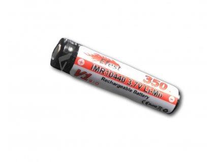 Efest -  Akumulátor EFEST - IMR10440 (Li-Mn) 350 mAh, FLAT, bez ochrany