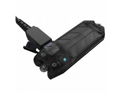 Nitecore -  Malá a vodotesná LED kľúčenka NITECORE TUBE UV
