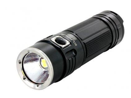 Klarus -  USB Nabíjateľná LED Baterka KLARUS G20 (3000 lumenov)
