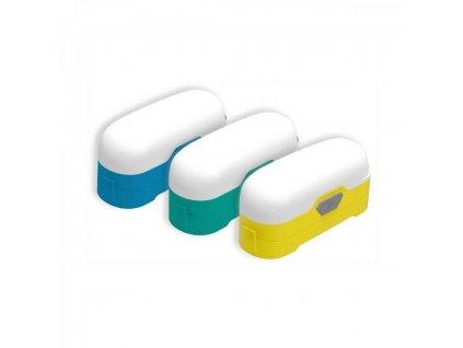 Nitecore -  LED Kempingová lampa NITECORE LR30 - 3 rôzne farby