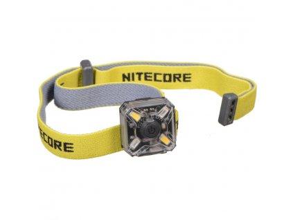 Nitecore -  Nabíjateľná LED Čelovka NITECORE NU05 KIT - biela a červená LED