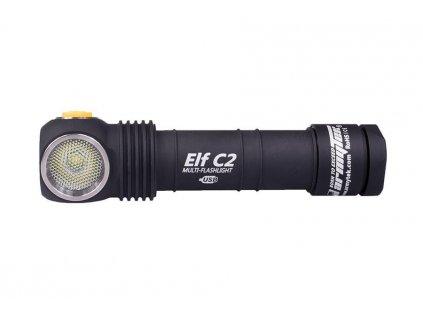 Armytek -  Nabíjateľná LED Baterka ARMYTEK ELF C2 - studený alebo teplý odtieň svetla