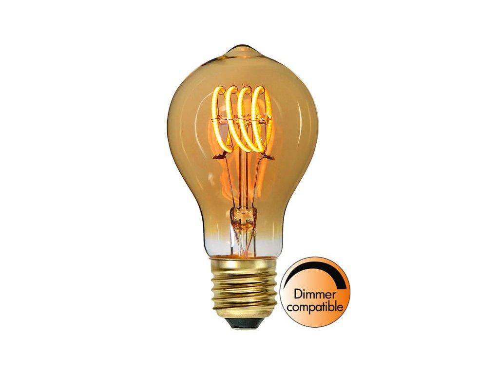 Industrial spiral LED žiarovka E27 2W 2000k 80lm