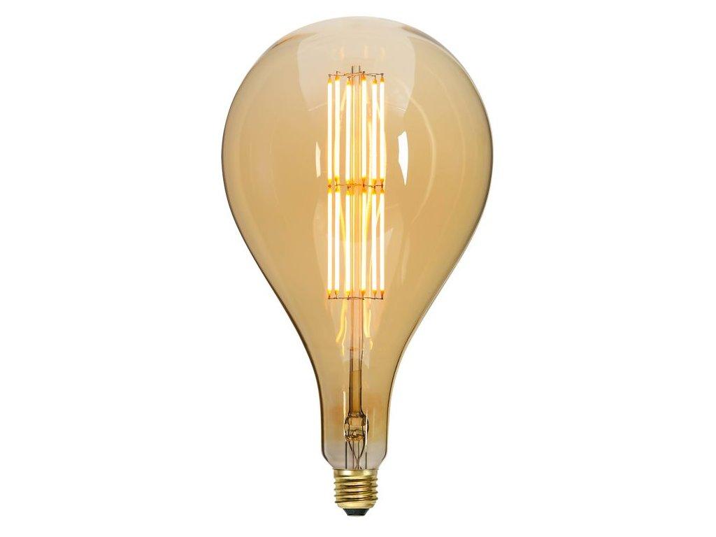 vintage filament ziarovka e27 a165 650lm 354 31 a