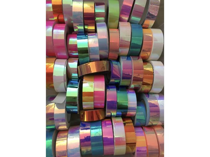 Měňavé pásky Pastorelli / Color shifting / 19 mm / 11 m