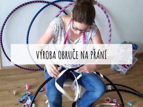 obruc hula hoop barvy na prani