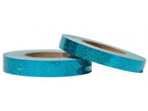 aquamarine sequin tape