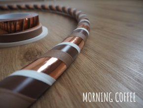 Obruc Morning coffee hneda