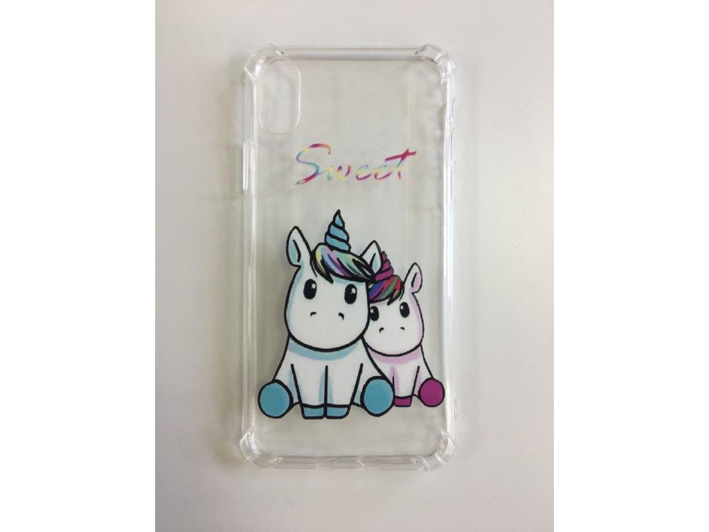 Silikonové pouzdro pro iPhone X 1