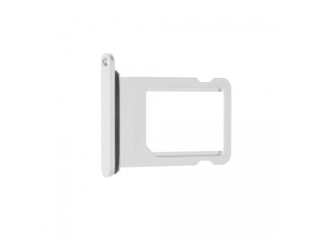 Šuplík na SIM kartu OEM pro iPhone 8 Plus bílý