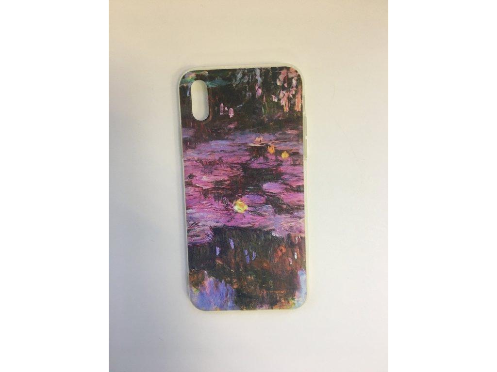 Silikonové pouzdro pro iPhone X27
