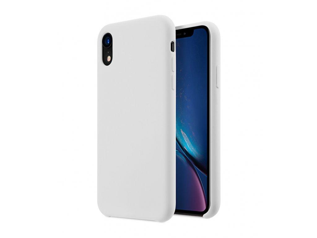 Silikonové pouzdro pro iPhone XXS, šedá