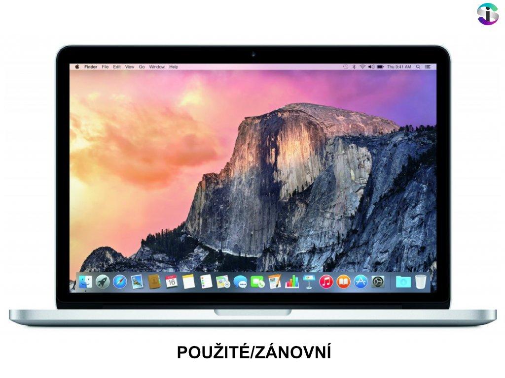MacBook Pro Retina 13 8GB RAM 256GB SSD 2013 U
