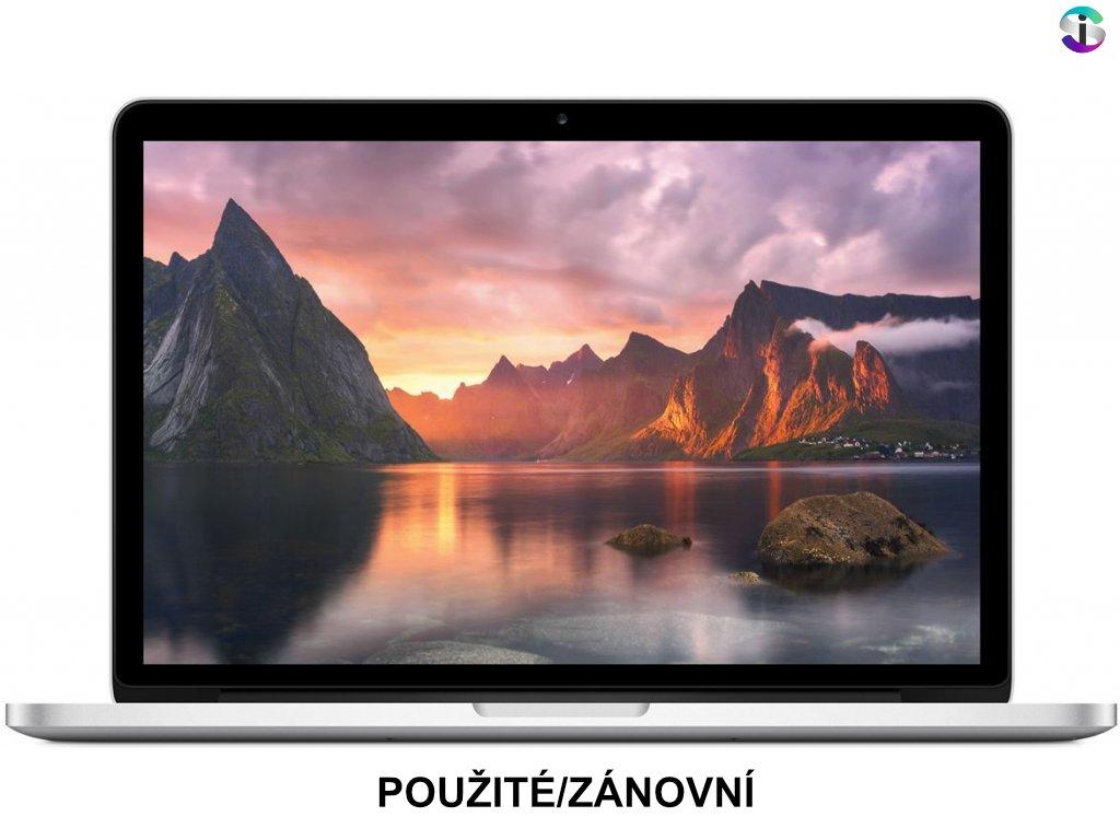 MacBook Pro Retina 13 8GB RAM 256GB SSD 2014 U
