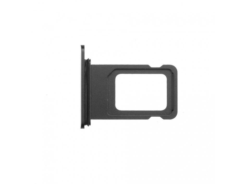 Šuplík na SIM kartu OEM pro iPhone XR černý