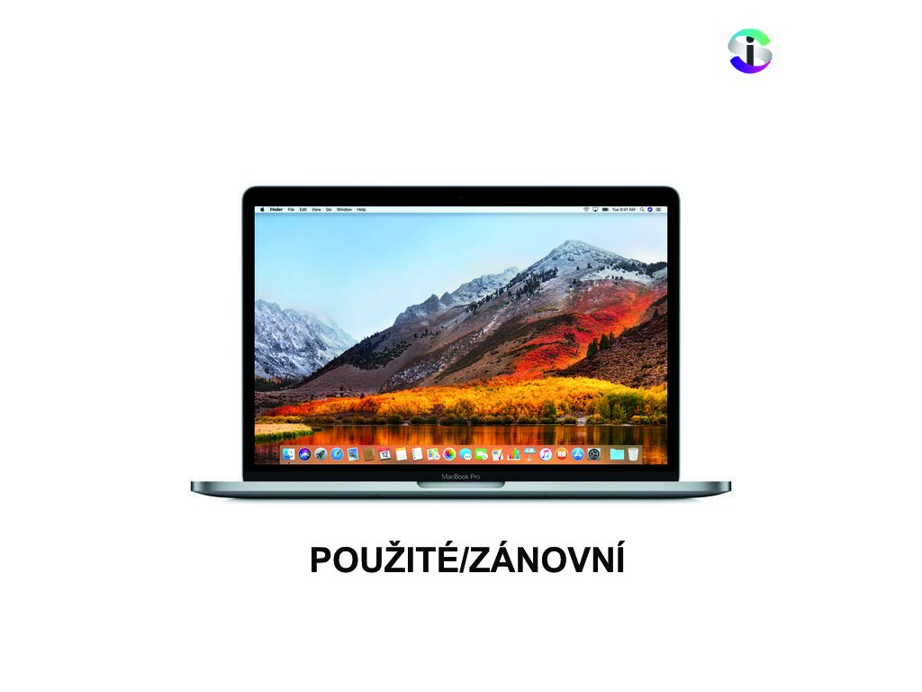 Macbook Pro Retine 13 8GB 256GB SSD 2017 U