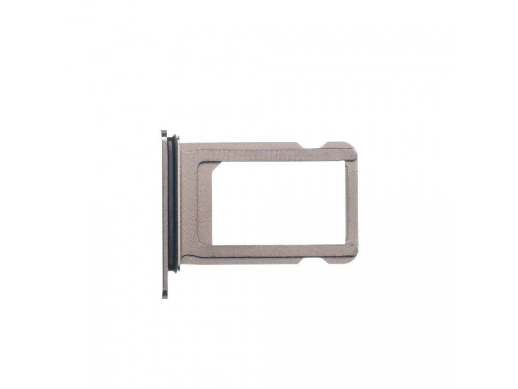 Šuplík na SIM kartu OEM pro iPhone XS Rose Gold