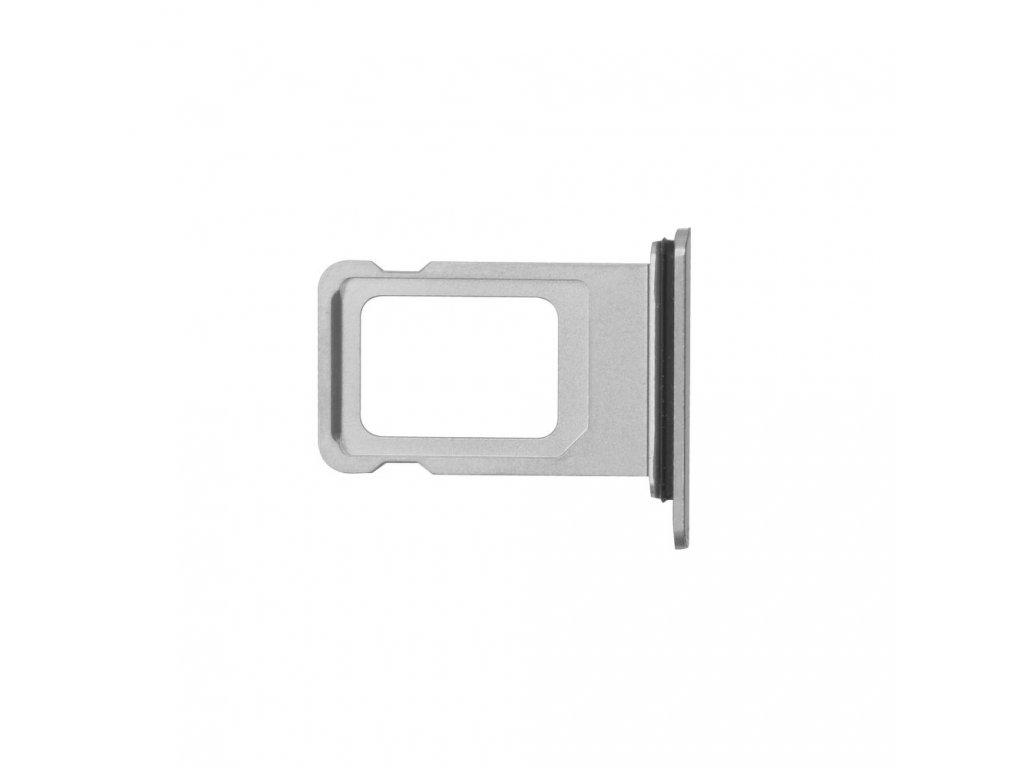 Šuplík na SIM kartu OEM pro iPhone XS Max bílý
