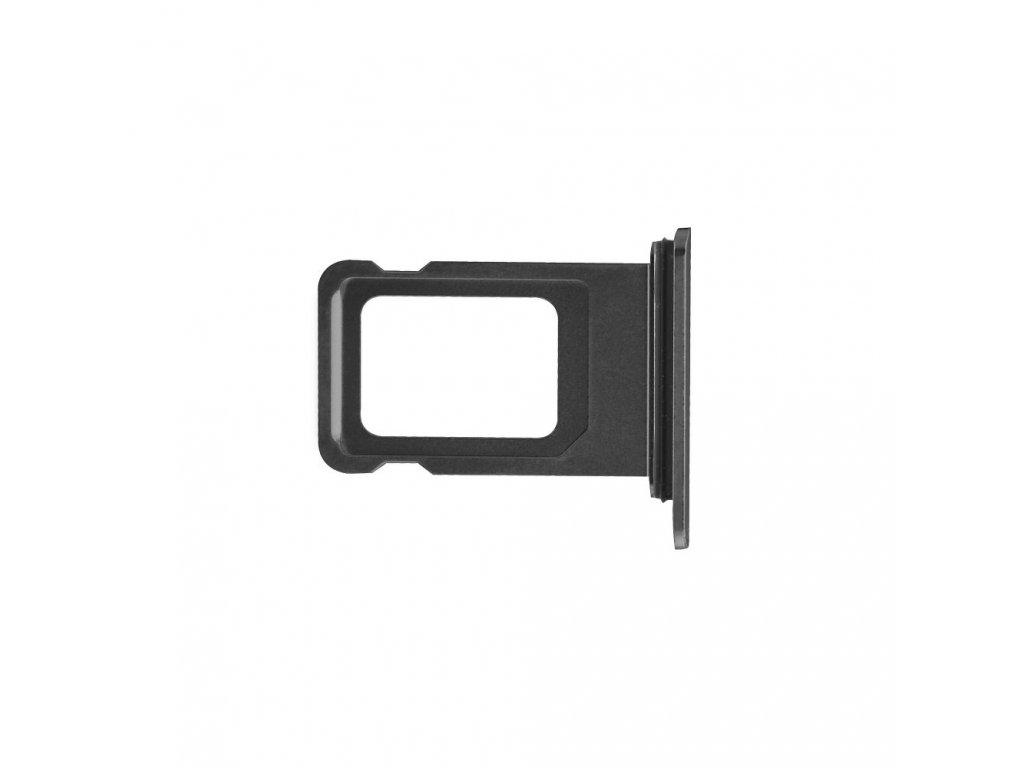 Šuplík na SIM kartu OEM pro iPhone XS Max černý