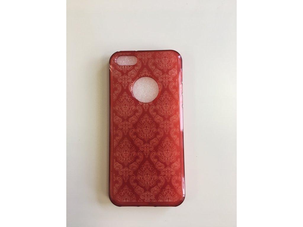Silikonové pouzdro pro iPhone 5 SE