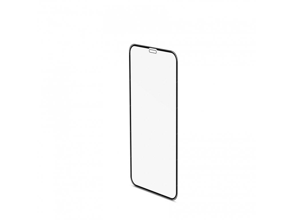 3D tvrzené sklo pro Apple iPhone XS Max Černé