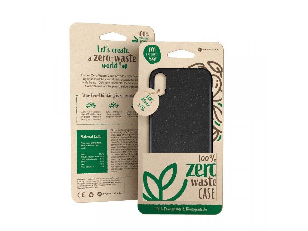 571994 3 148688 3 pouzdro forcell bio zero waste case iphone 11 pro max cerne