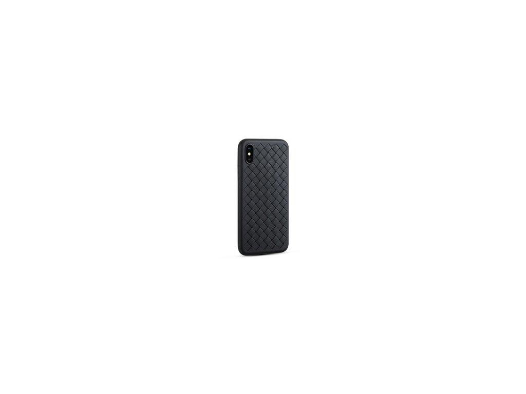 Stylový kryt pro iPhone 11 Pro Max černý