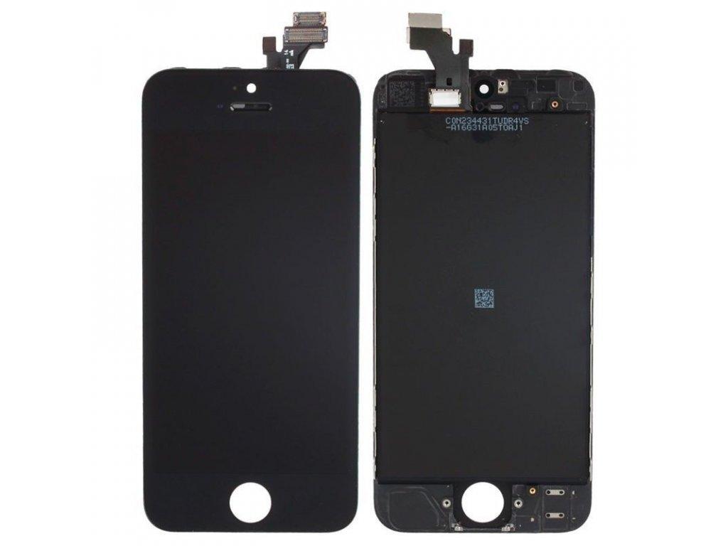 LCD + dotyková vrstva Apple iPhone 5 černá