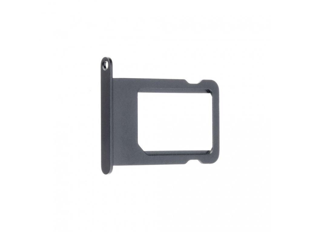 Šuplík na SIM kartu OEM pro iPhone 5 černý