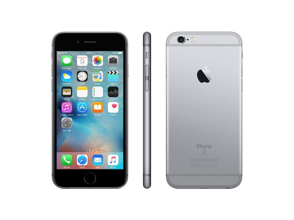 iPhone 6S Space Gray