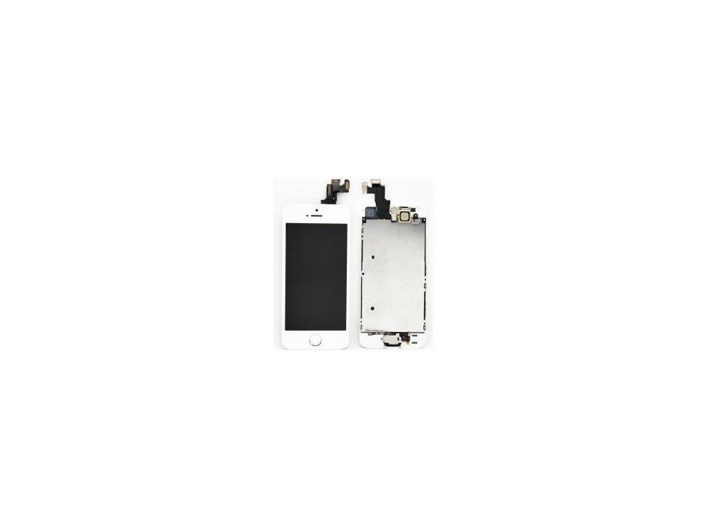 LCD + dotyková vrstva Apple iPhone 5S5C bílá