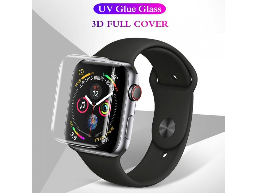 UV Temperované sklo Apple Watch 38mm