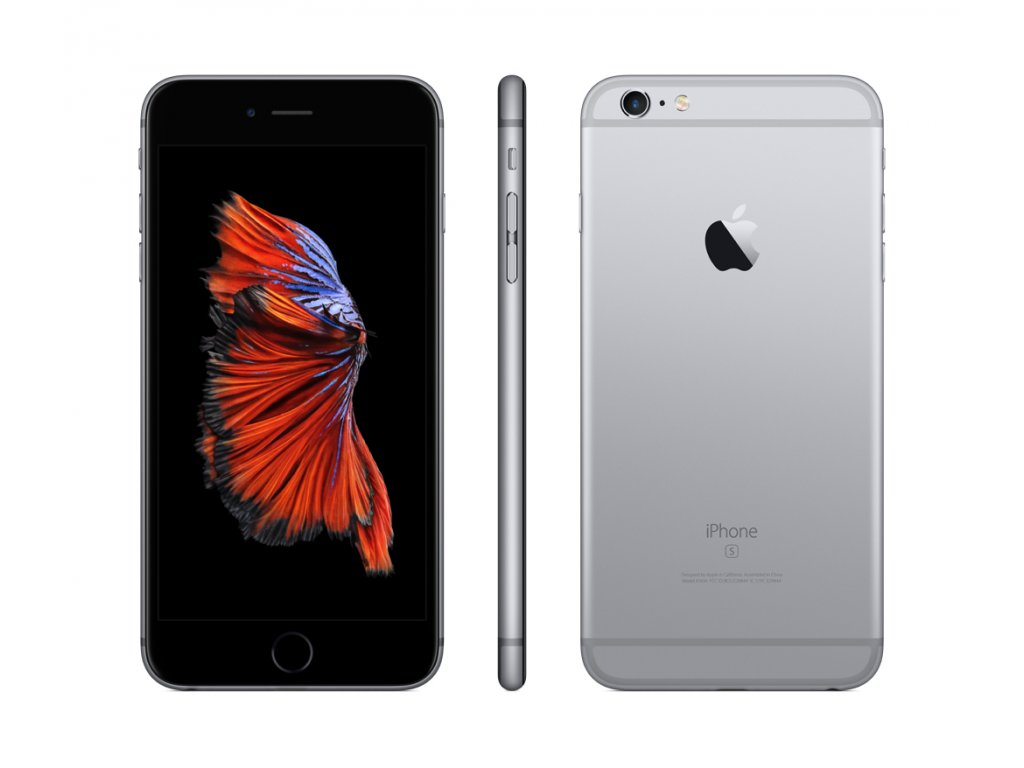 Apple iPhone 6S Plus Space Gray 2