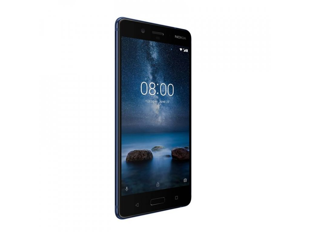 Nokia 8 single sim mo