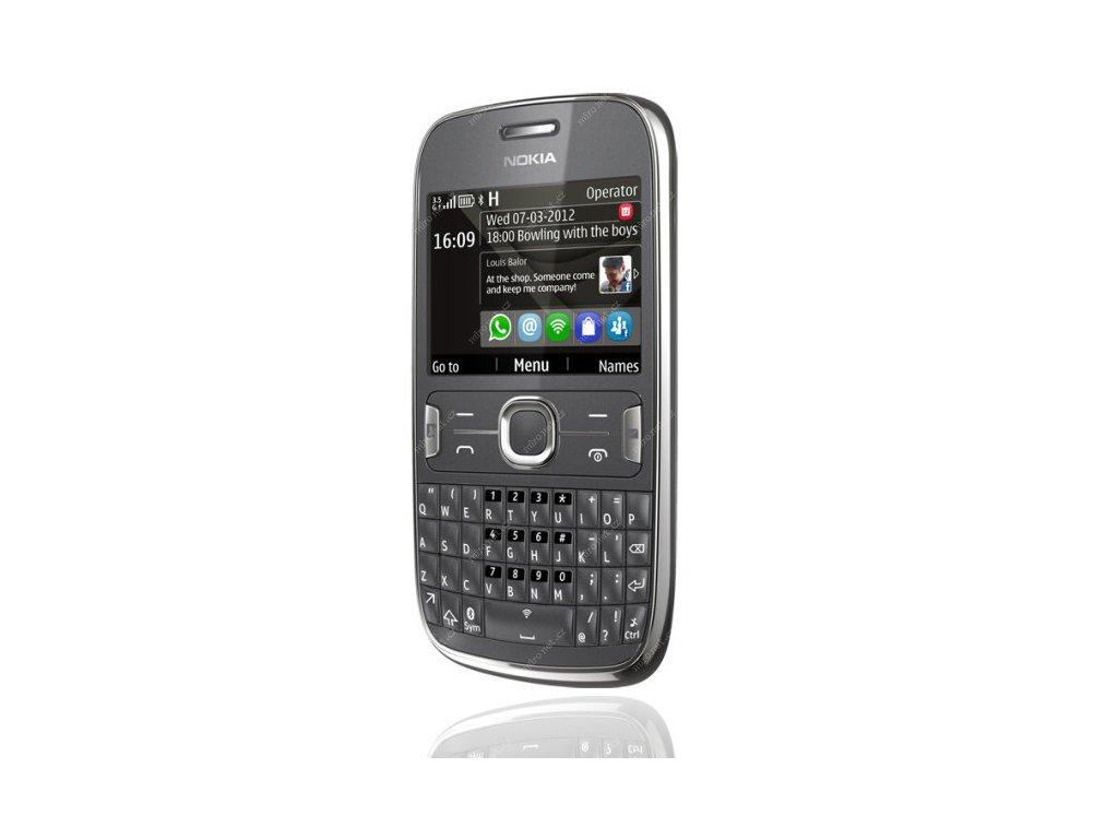 Nokia Asha 302 sed