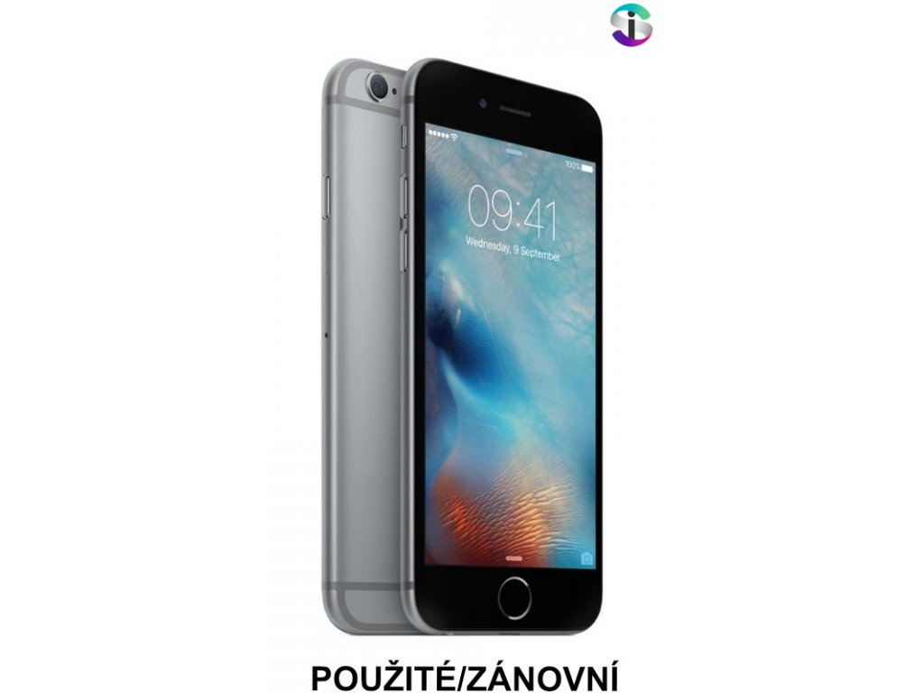 iPhone 6S Space Gray 2 (kopie)