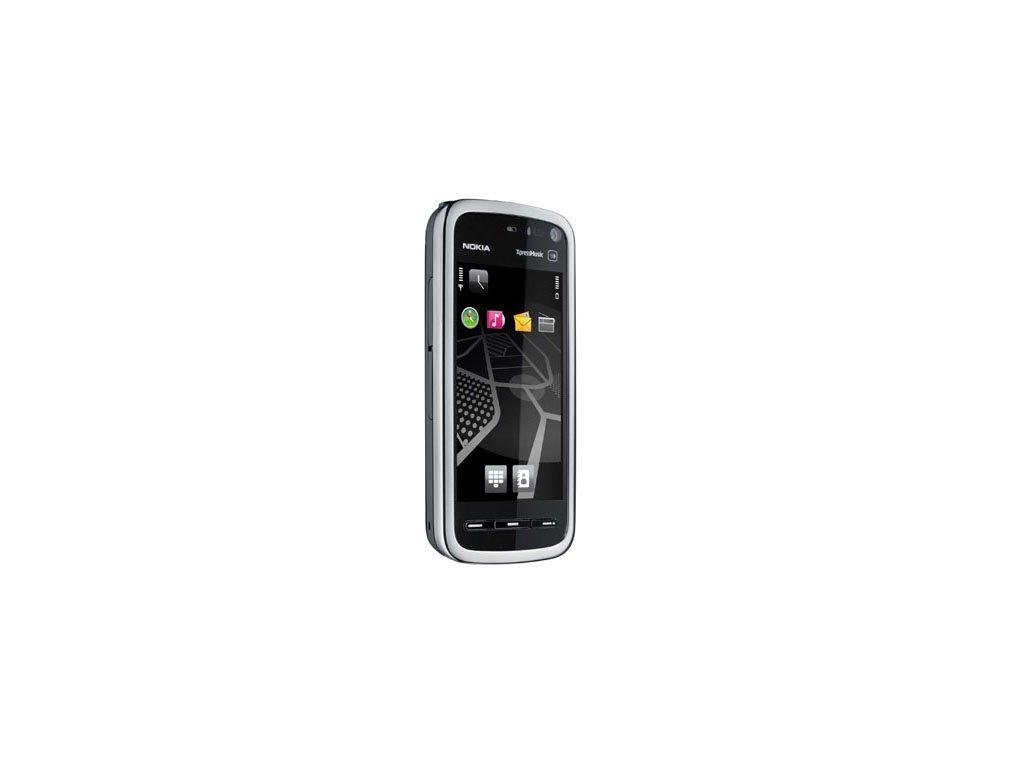 Nokia 5800 navigation