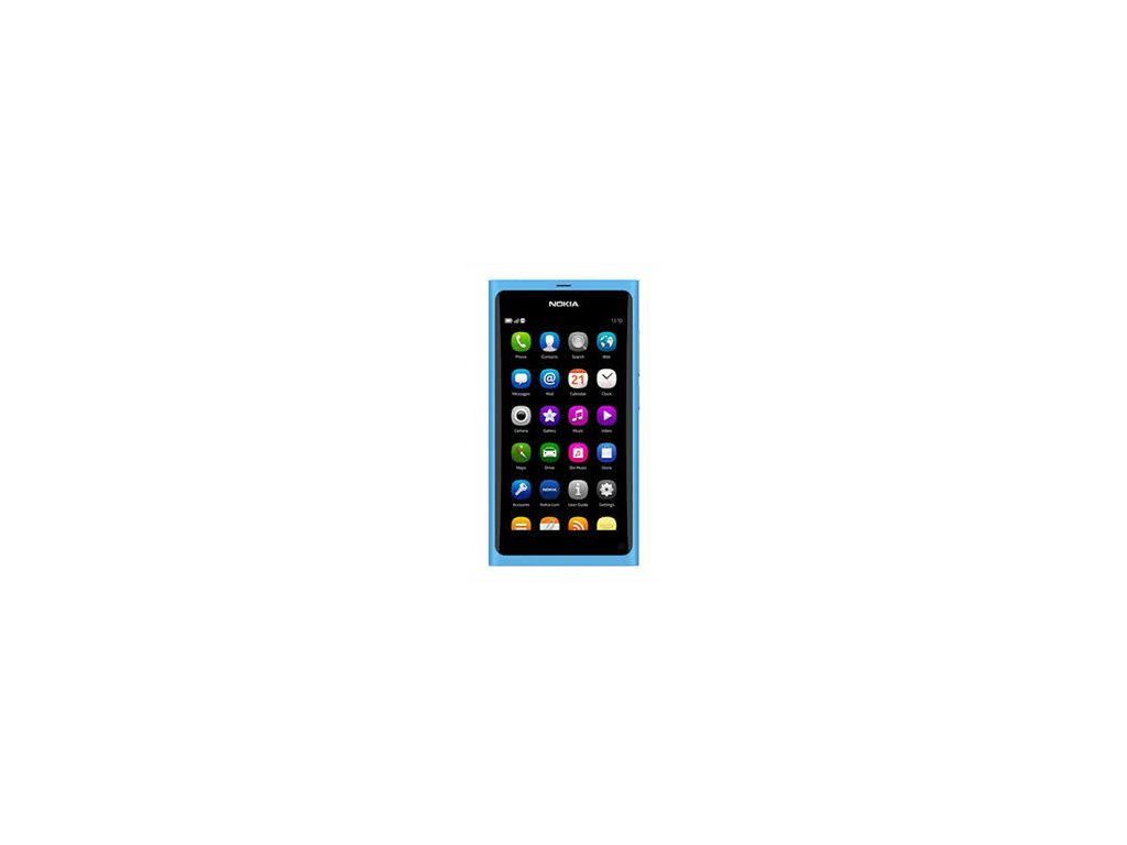 Nokia N9 modra