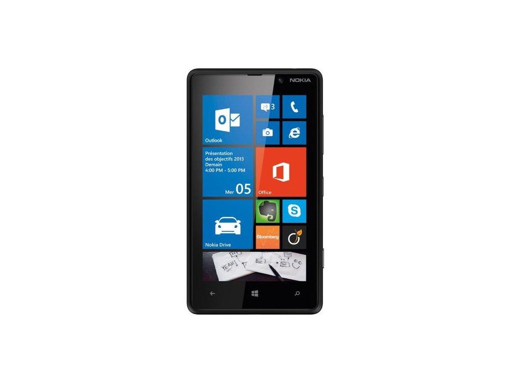 Nokia Lumia 820 cerna