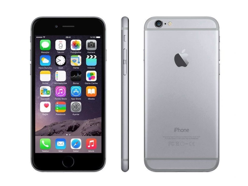 Apple iPhone 6 plus Space Gray