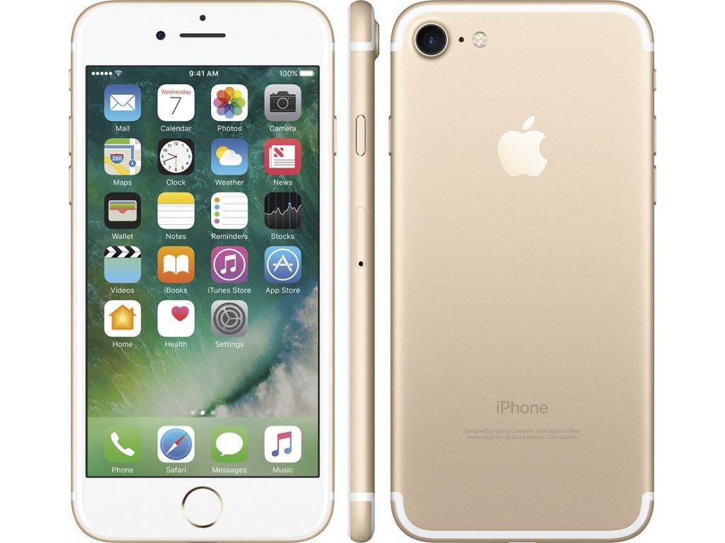 Apple iPhone 7 Gold 2