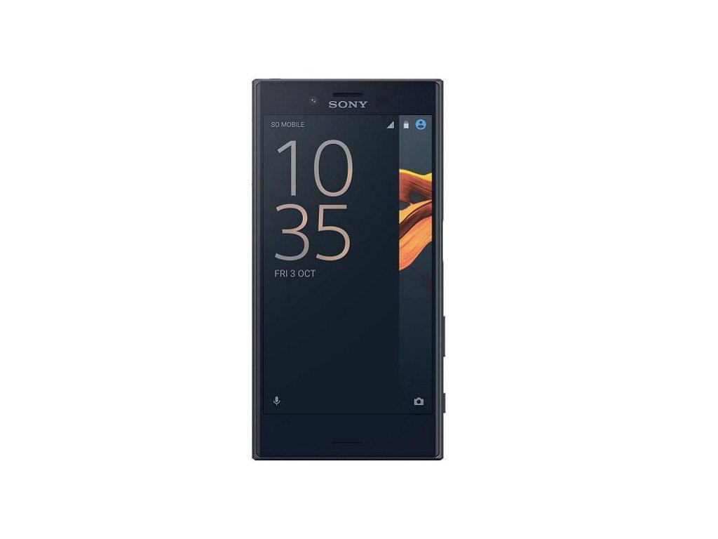 Sony Xperia X COmpact cerna