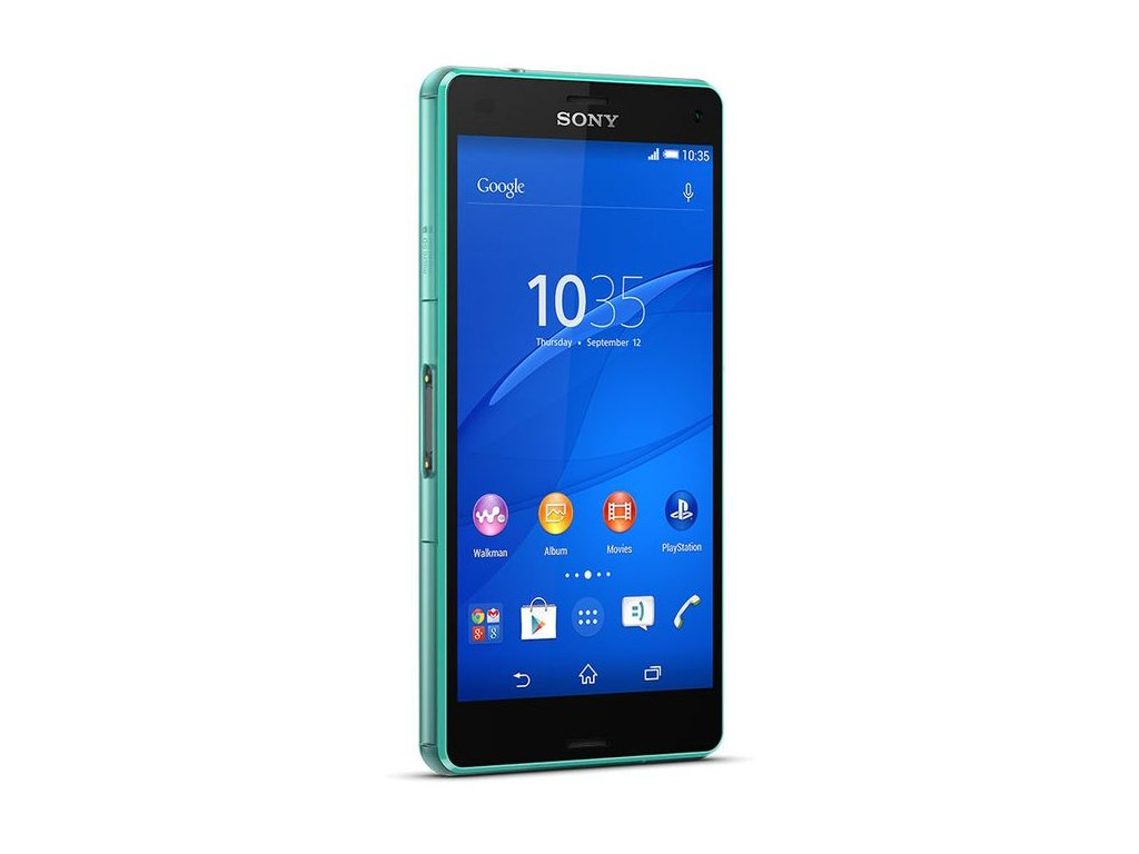 Sony Xperia Z3 Compactzelena
