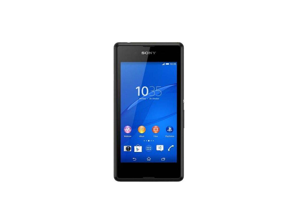 Sony Xperia e3 cerna