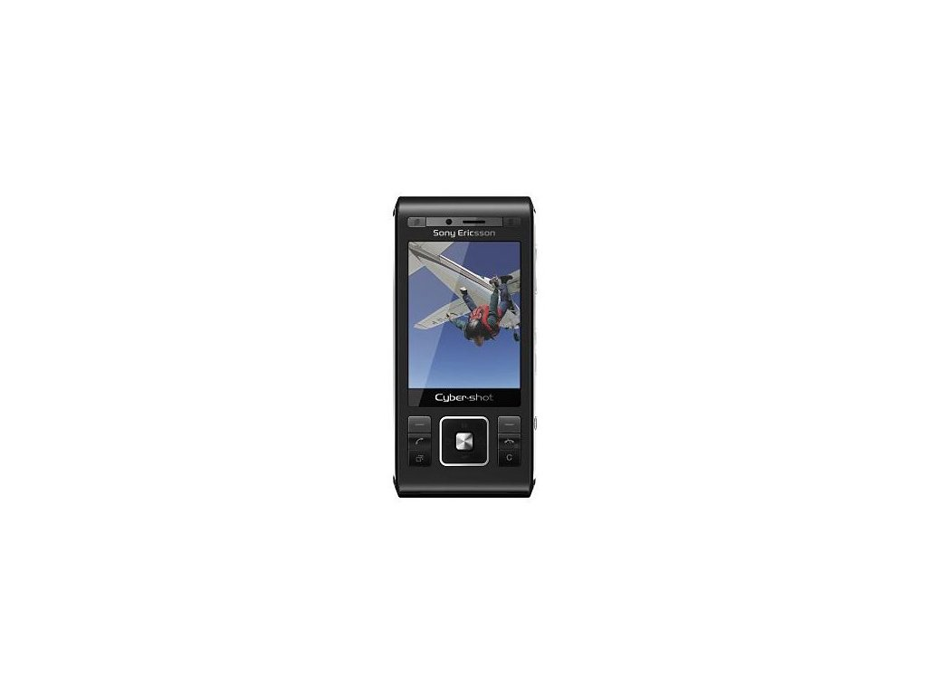 Sony Ericsson C905 cerna