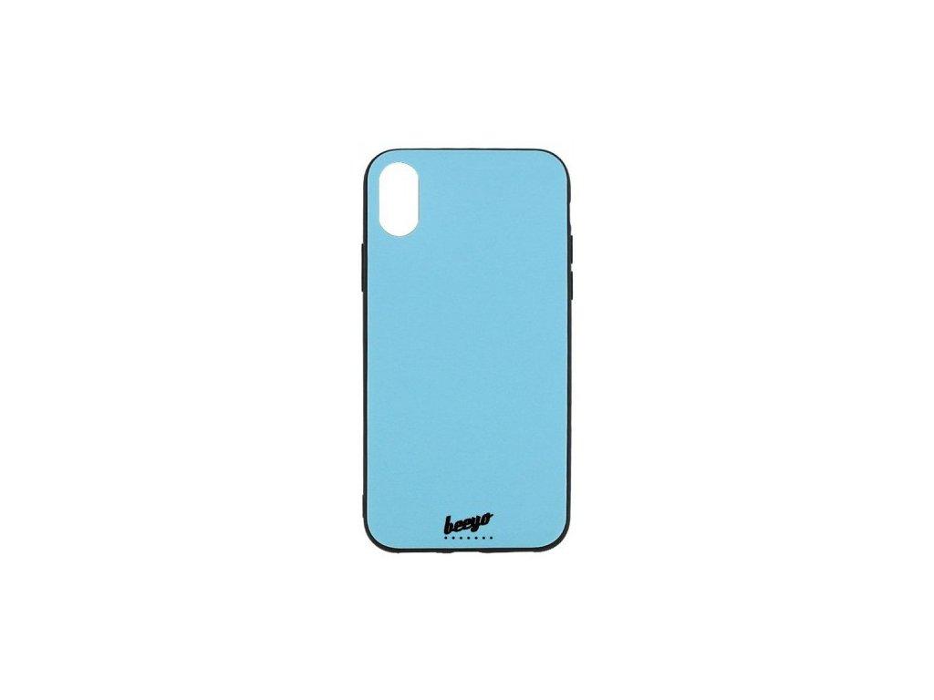 Plastový kryt Beeyo pro iPhone 6 6S modrý
