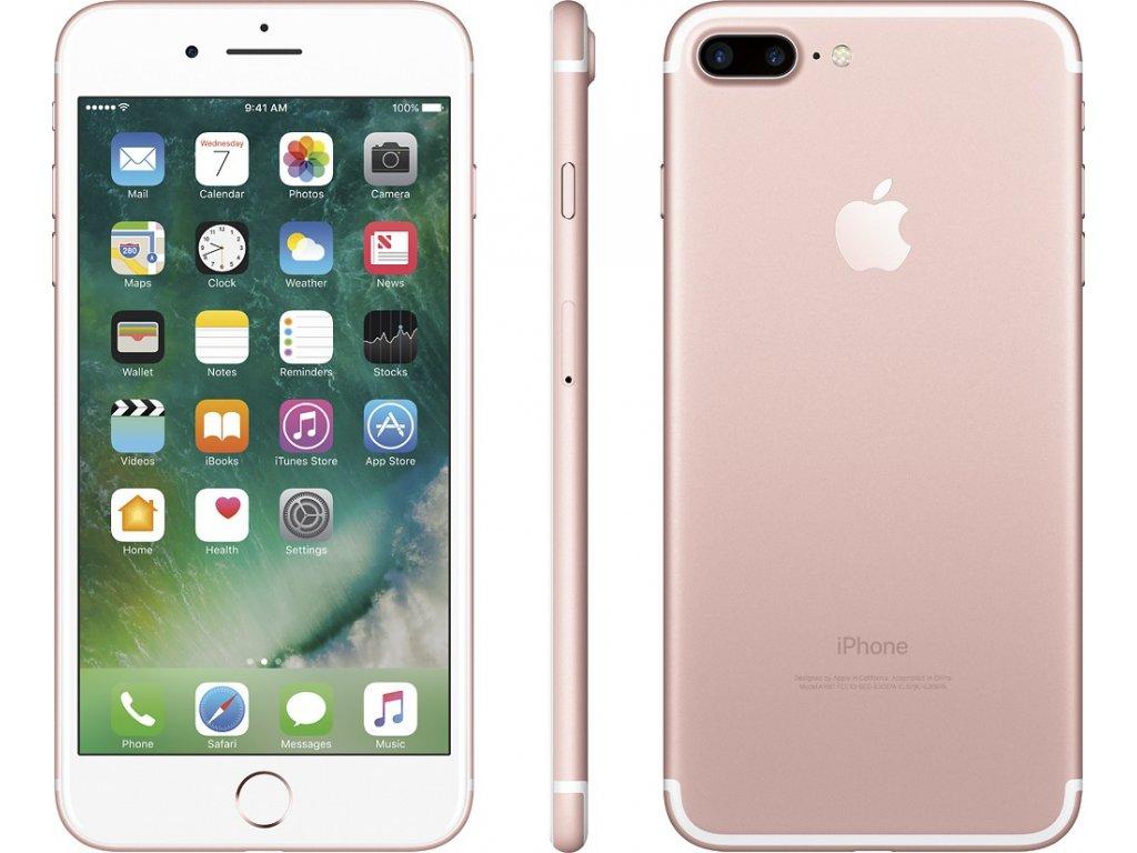 Apple iPhone 7 Plus Rose gold 2