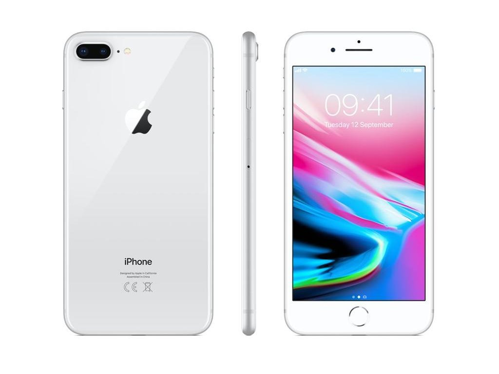 iPhone 8 Plus White