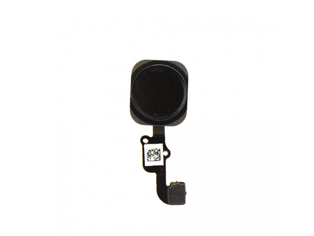 Flex babel s klávesou HOME pro iPhone 6 6 Plus šedý